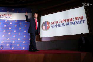 В Сингапуре назвали стоимость проведенного саммита между Трампом и Ким Чен Ыном