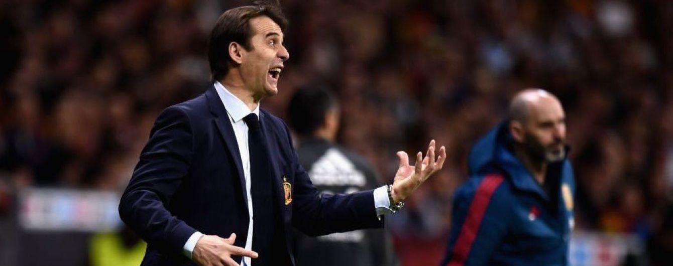 Екс-тренер збірної Іспанії вважає, що команда й без нього стане чемпіоном світу