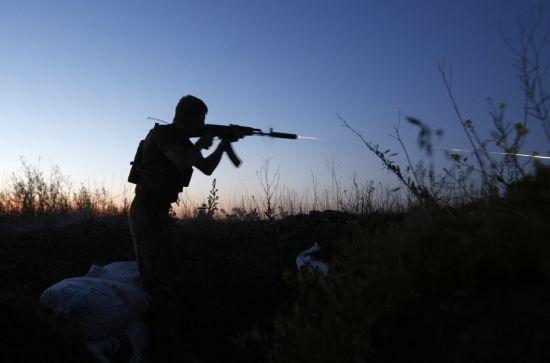 Протягом доби українські війська на Донбасі знищили двох окупантів