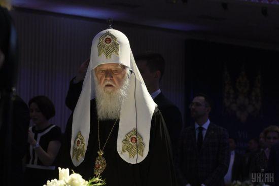 """Філарет призначив дату """"собору"""", на якому хоче відновити УПЦ КП"""