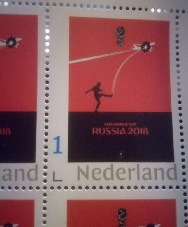 марка нідерланди