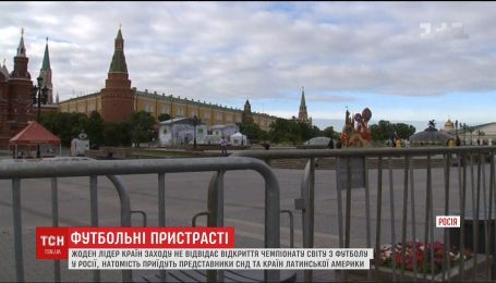 К бойкоту Чемпионата мира по футболу в России присоединилось уже 9 стран