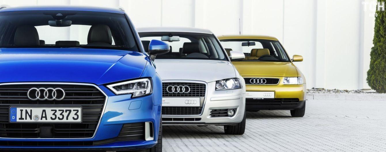 Audi A1 отримає широку персоналізацію і вбудований сенсорний блокнот