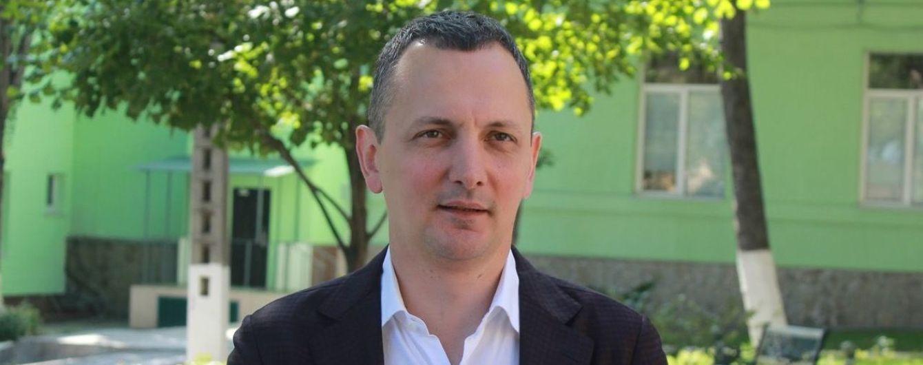 """Юрий Голик: """"Реконструированная школа в Желтых Водах станет самой яркой в Украине"""""""