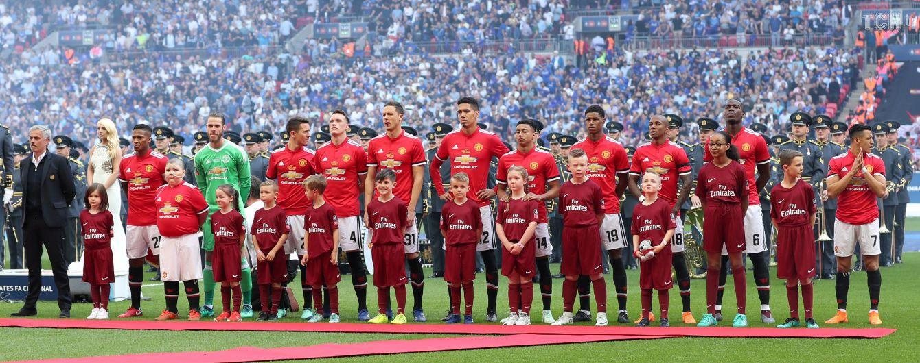 """""""Манчестер Юнайтед"""" вдруге поспіль став найбагатшим клубом світу"""