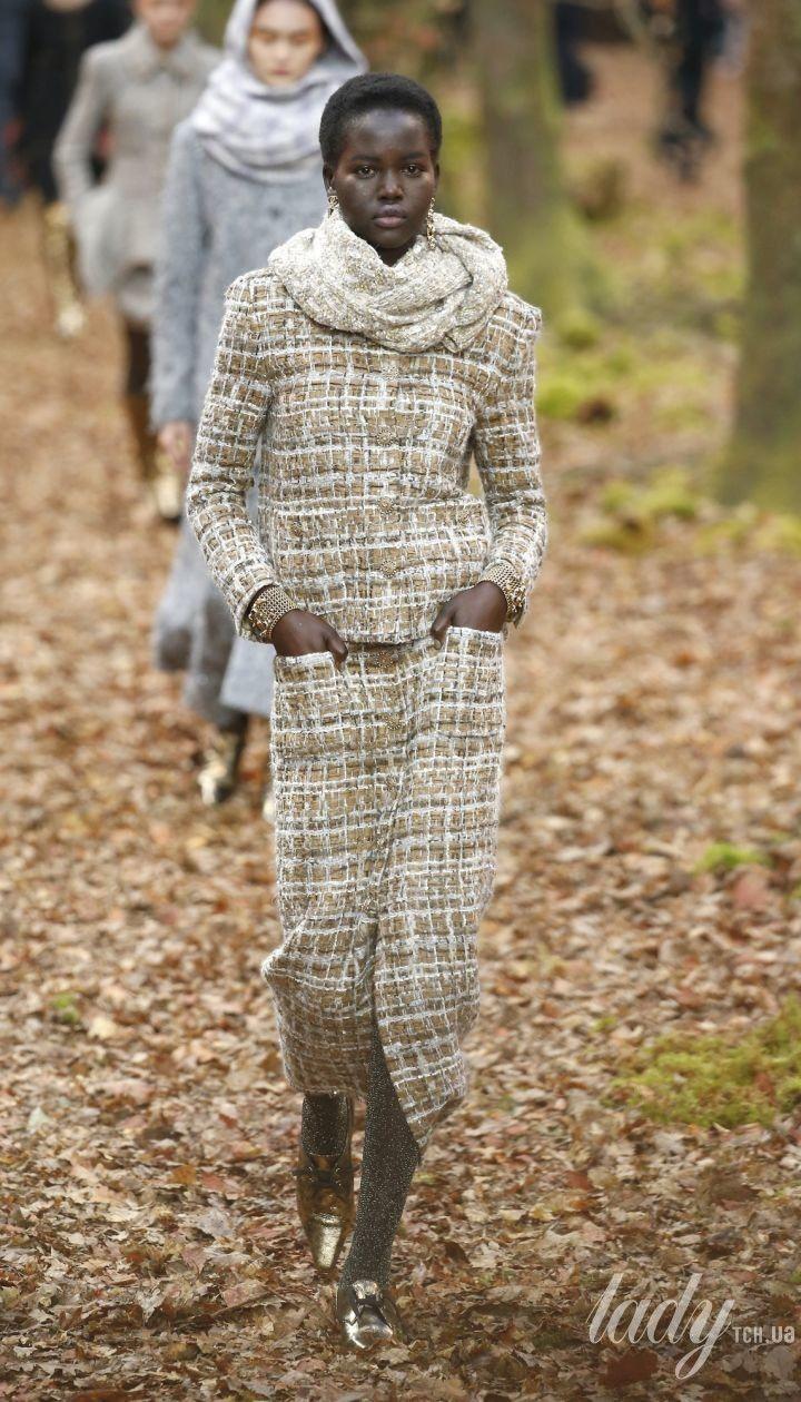Коллекция Chanel прет-а-порте сезона осень-зима 2018-2019