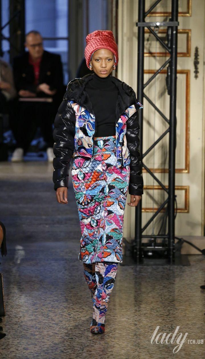 Коллекция Emilio Pucci прет-а-порте сезона осень-зима 2018-2019 @ East News