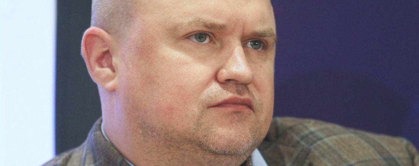 Порошенко тайно присвоил звание генерал-полковника заместителю главы СБУ Демчине - ГПК