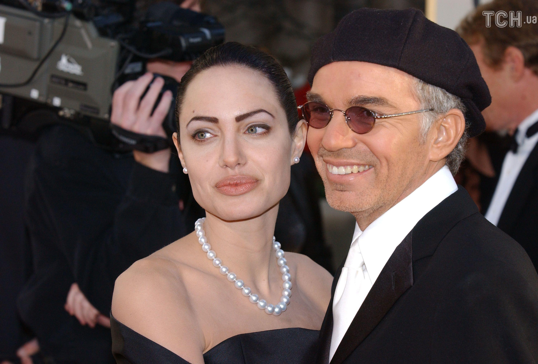 Анджеліна Джолі та Біллі Боб Торнтон