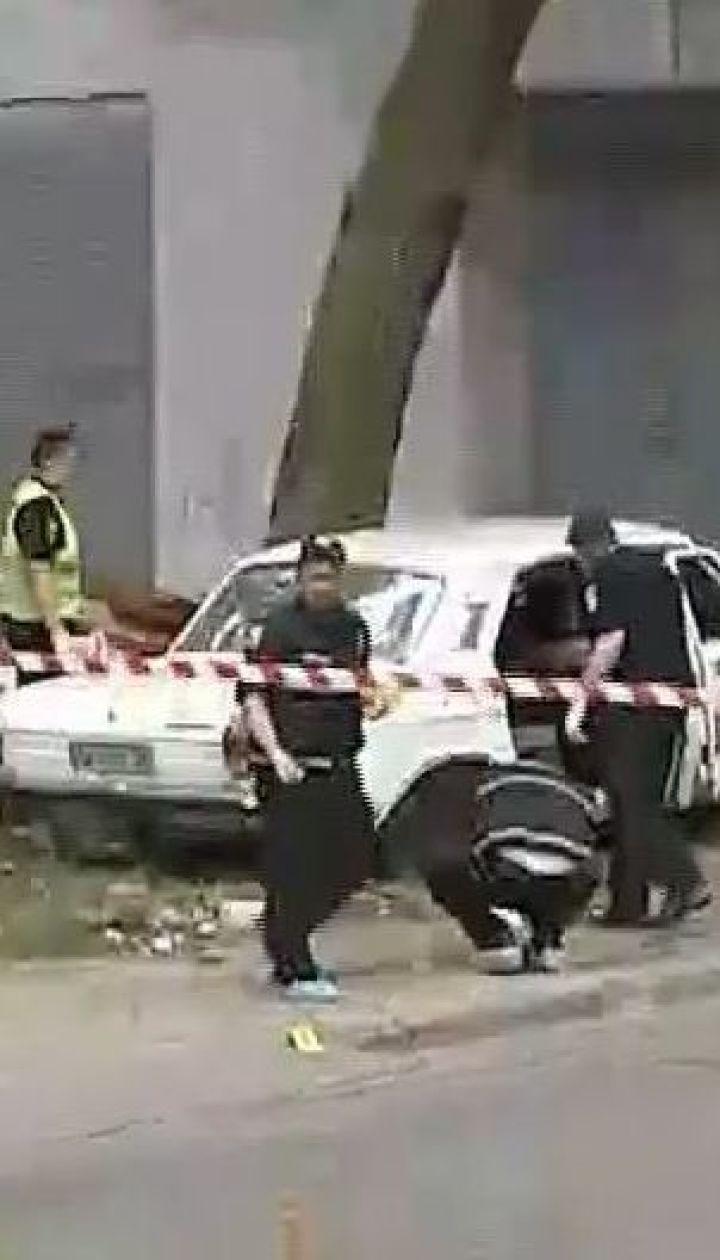 """Двух детей, пострадавших во время взрыва в Киеве, оперируют в столичном """"Охматдете"""""""
