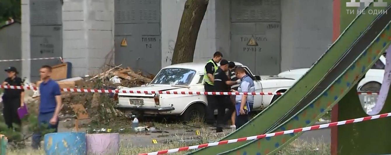 На месте взрыва в Киеве были еще подозрительные пакеты – очевидец