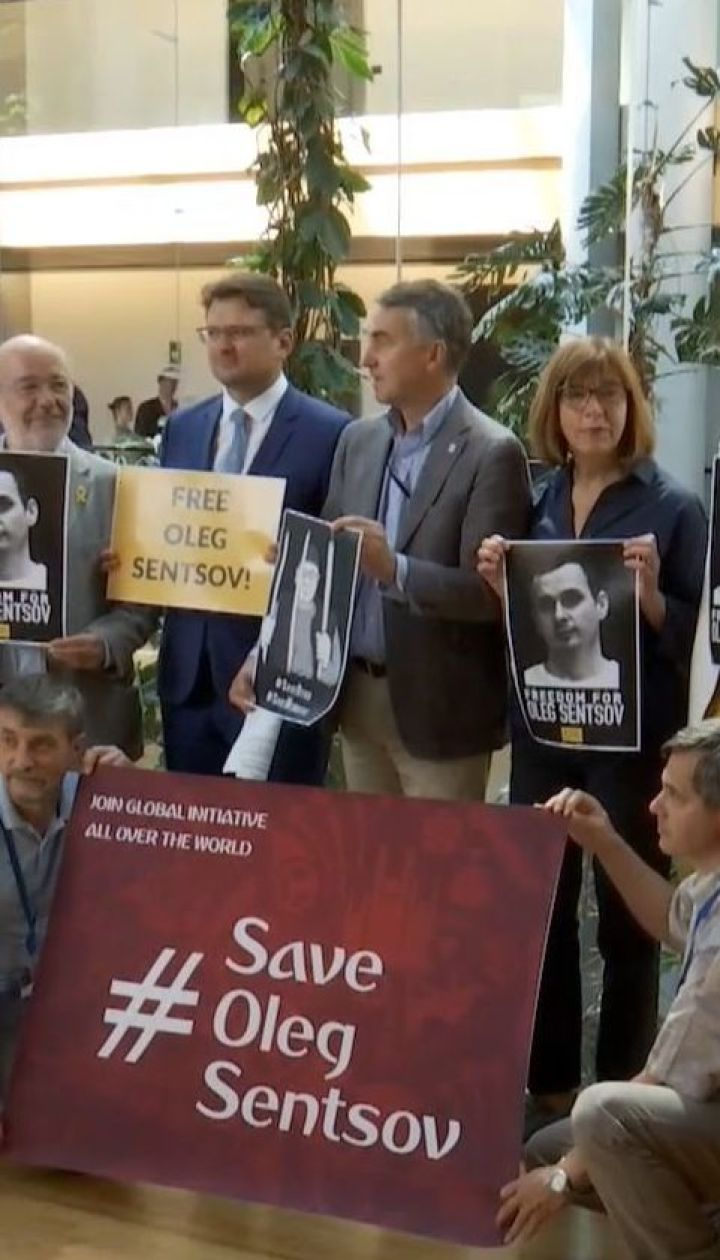 Европарламент требует немедленно освободить 70 заложников Кремля