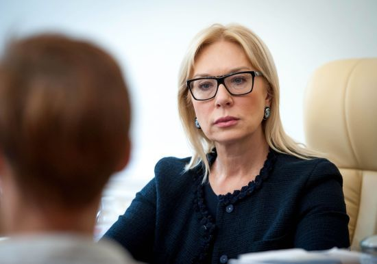 Денісова звернулася до Москалькової терміново надати медичну допомогу політв'язню Аметову