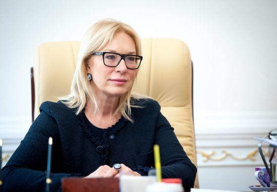 Денісова розповіла про стан здоров'я полонених українських моряків в РФ
