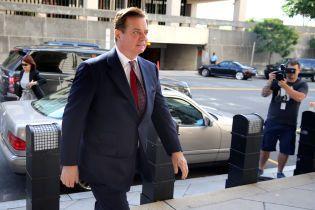 Манафорт погодився визнати свою провину в розслідуванні спецпрокурора Мюллера