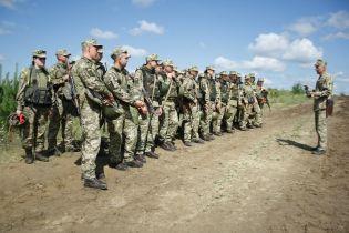 Украинская армия мобилизовала полтысячи офицеров запаса