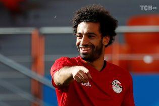 Лидер сборной Египта Салах готов сыграть против России