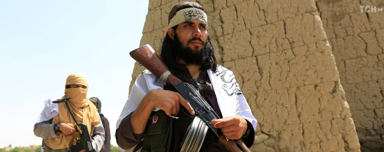 "В Афганистане объявили перемирие с ""Талибаном"""