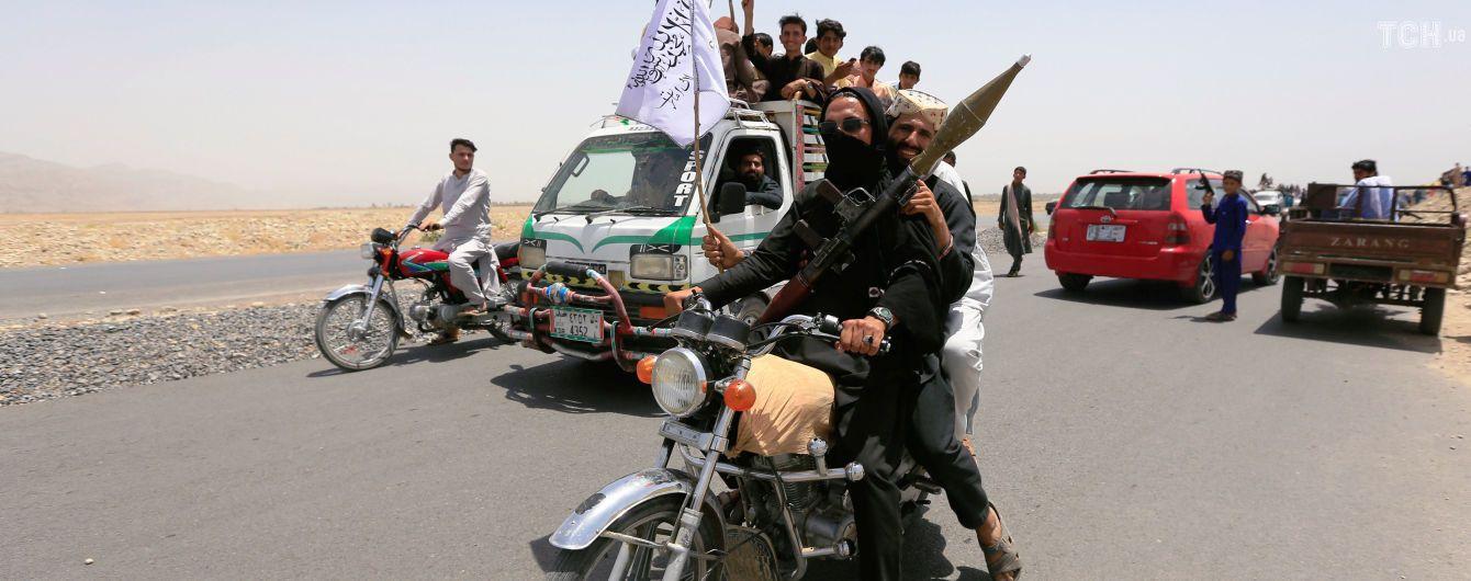 Афганістан не прагне переговорів із талібами у Москві