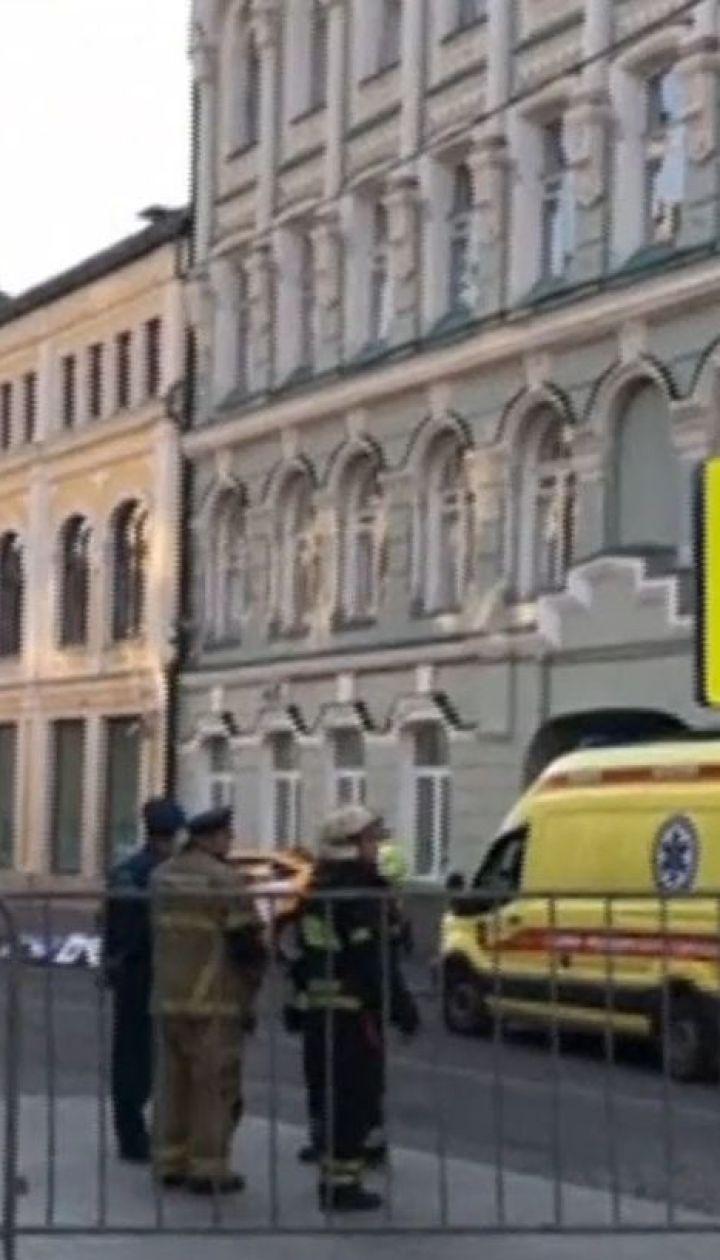 У центрі Москви водій напідпитку наїхав на натовп