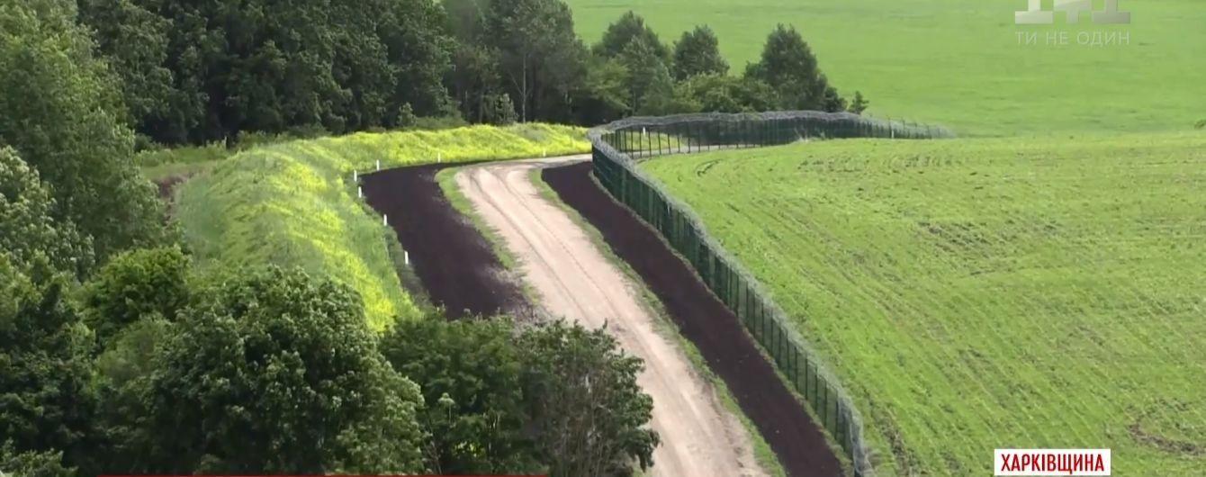 """""""Стена"""" на границе с Россией не готова даже на треть"""