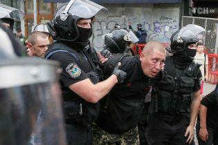 """Полиция отпустила всех задержанных во время """"Марша Равенства"""""""