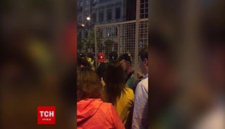 Поліція перекрила центр міста напередодні Маршу рівності