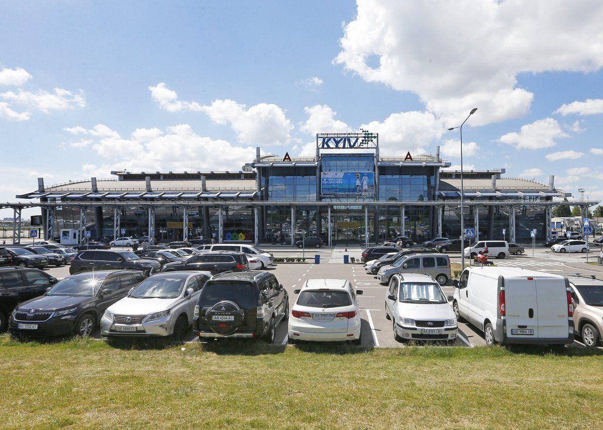 аеропорт Київ, Жуляни_1