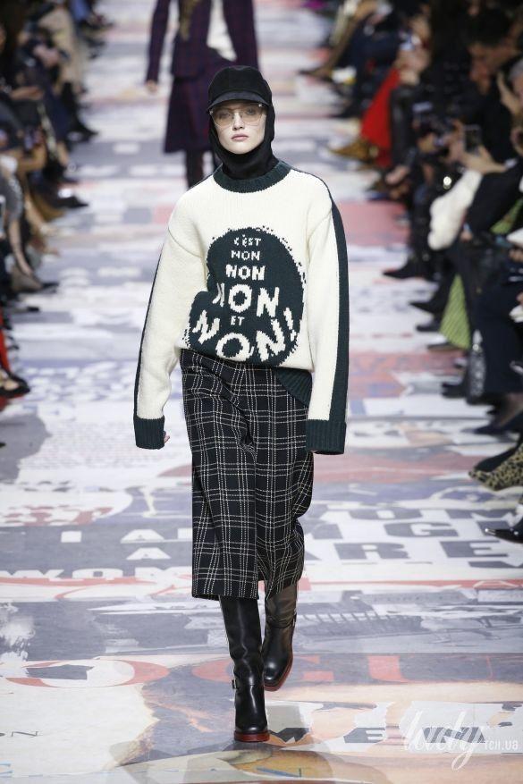 Коллекция Christian Dior прет-а-порте сезона осень-зима 2018-2019_1