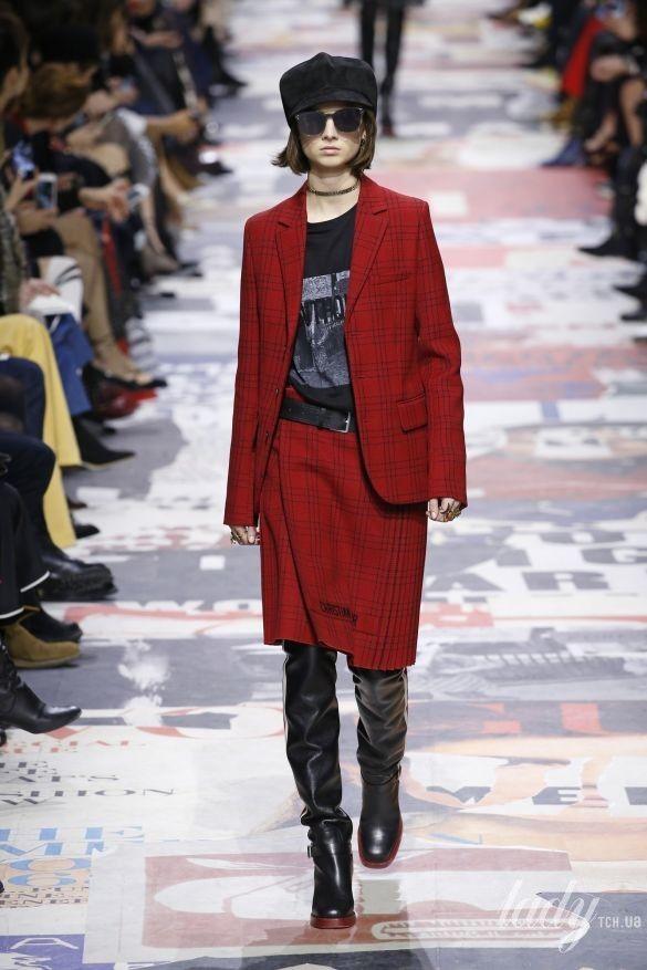 Коллекция Christian Dior прет-а-порте сезона осень-зима 2018-2019_3