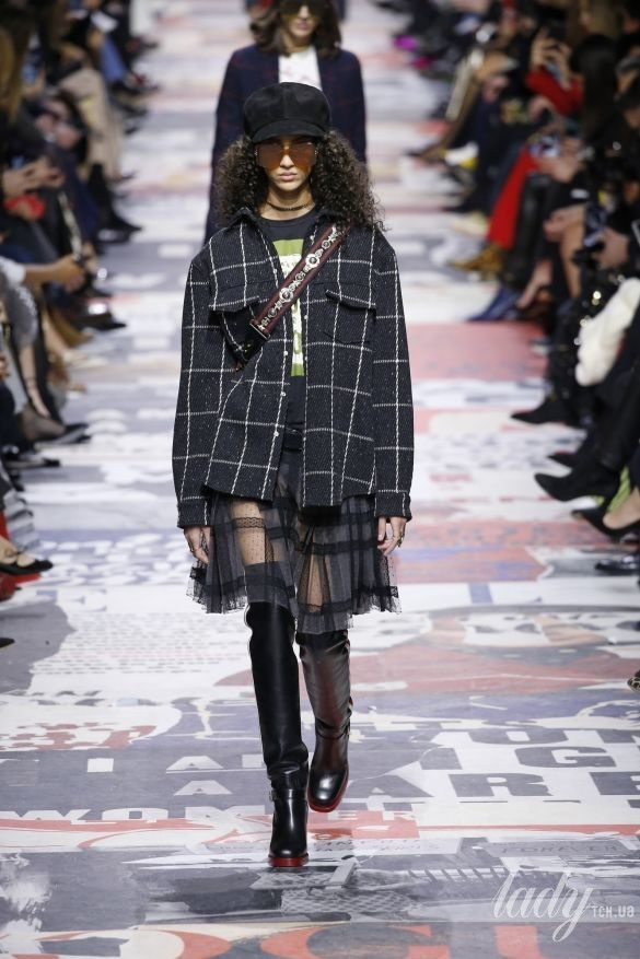 Коллекция Christian Dior прет-а-порте сезона осень-зима 2018-2019_4