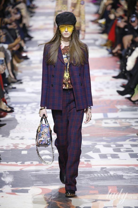 Коллекция Christian Dior прет-а-порте сезона осень-зима 2018-2019_8