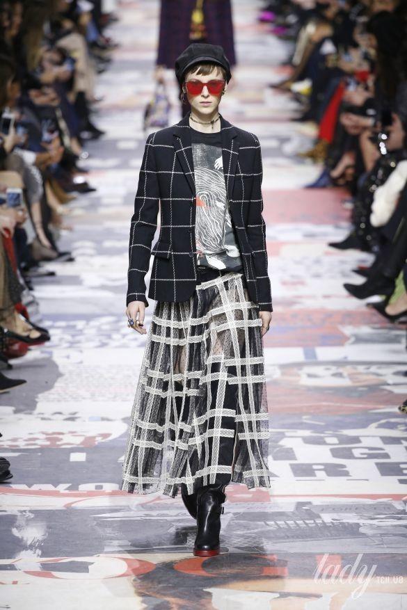 Коллекция Christian Dior прет-а-порте сезона осень-зима 2018-2019_7