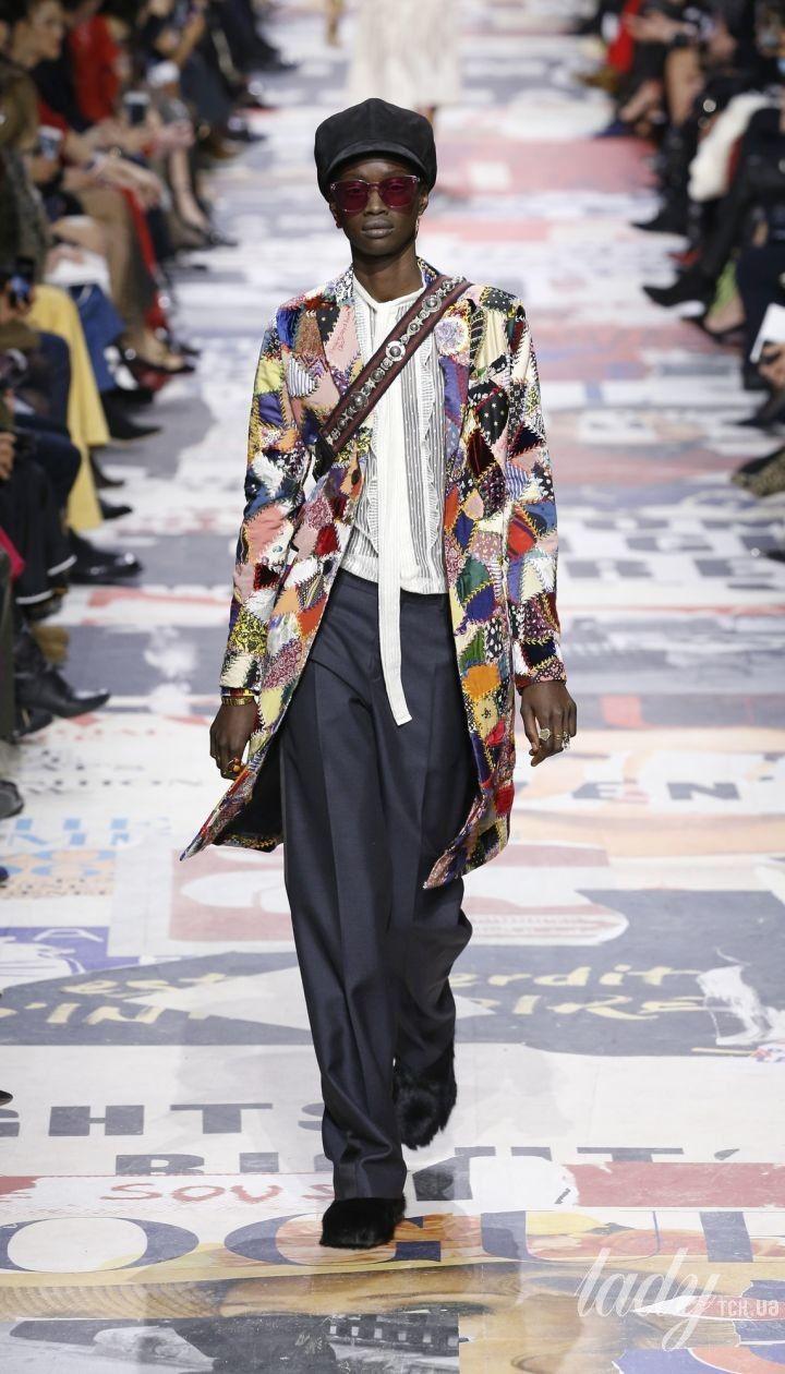 Коллекция Christian Dior прет-а-порте сезона осень-зима 2018-2019