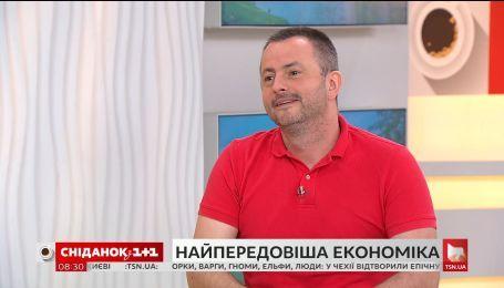 Как в Украине воплощают опыт Кремниевой долины - управляющий партнер UNIT.City Максим Бахматов