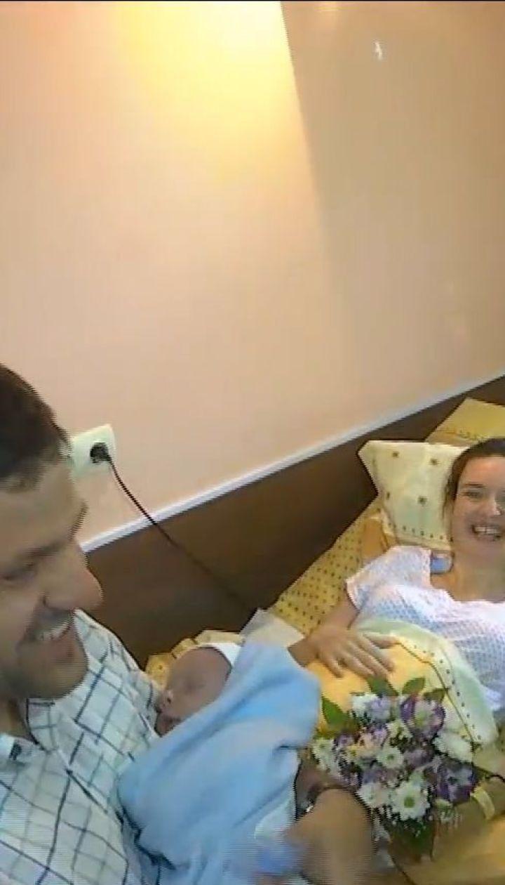 В Україні почали видавати електронне свідоцтво про народження