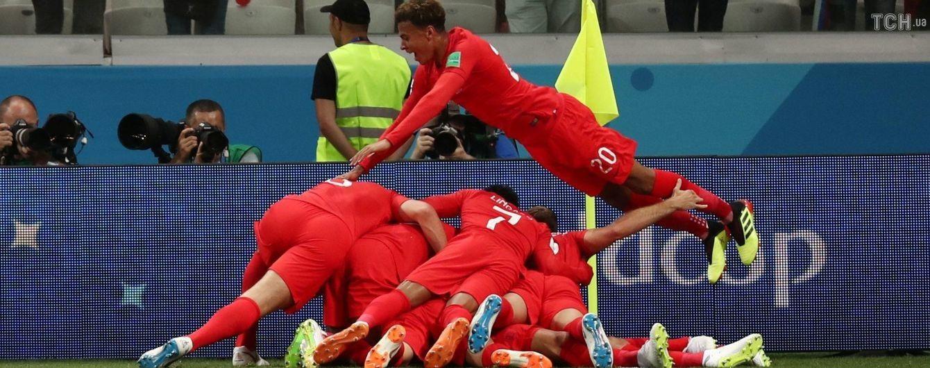 ЧМ-2018. Англия в добавленное время выгрызла победу у Туниса