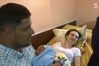 В Украине впервые выдали электронное свидетельство о рождении