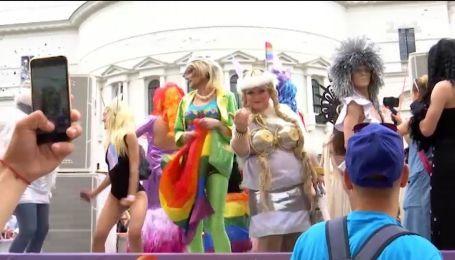 Як проходив марш рівності у Києві