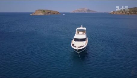 Мой путеводитель. Греция - крупнейший вантовый мост Европы и яхтинг