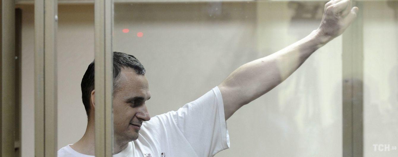 Неправдиву інформацію про звільнення Сенцова могли надати співробітники колонії – Денісова