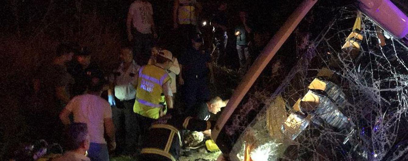 ДТП з автобусом у Туреччині: постраждали 45 людей
