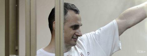 Олег Сенцов голодает уже 100 дней