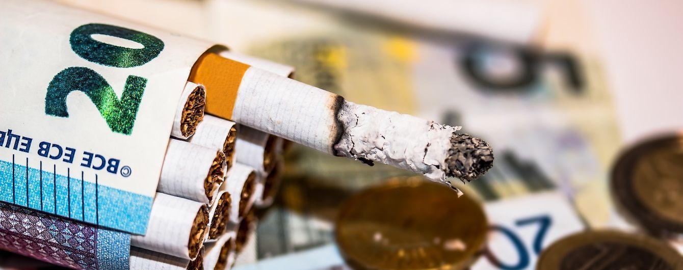 Уряд запропонував підвищити ціну на сигарети