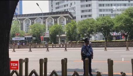 В Китай с официальным визитом прилетел Ким Чен Ын