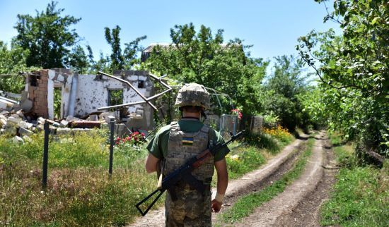В Україні з'явиться державний реєстр ветеранів війни