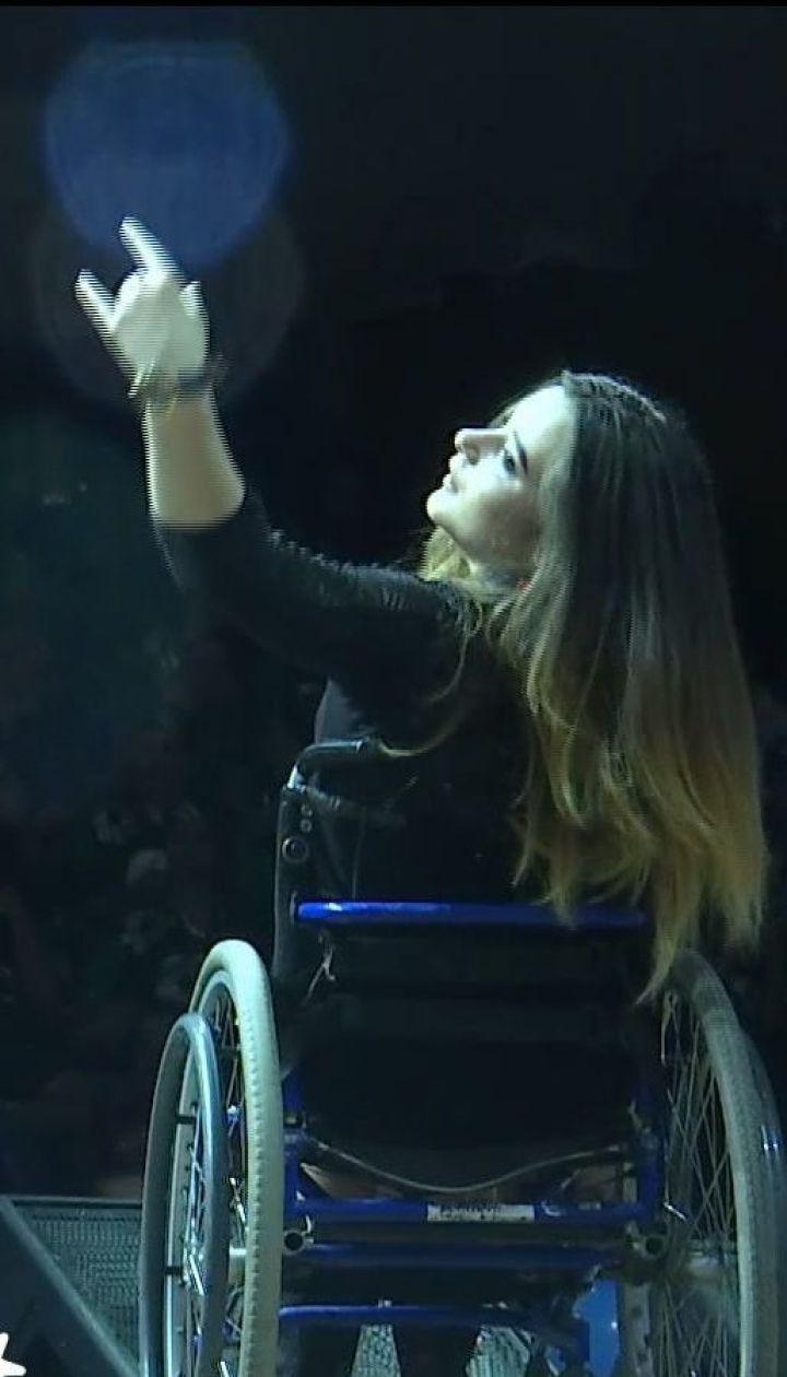 Руководство кумира и большая сцена: Шоптенко помогла осуществить мечту девочки с инвалидностью