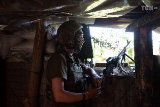 Боевики дважды обстреляли украинских военных на Донбассе