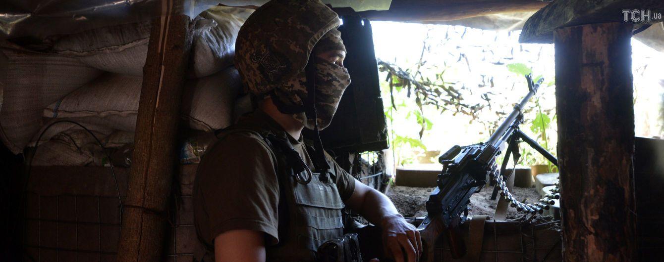 Ситуація на Донбасі: в зоні ООС зник український військовий
