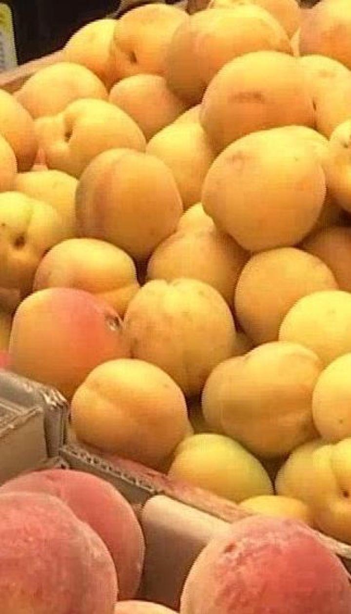 """""""Сніданок"""" перевірив персики й абрикоси на нітрати"""